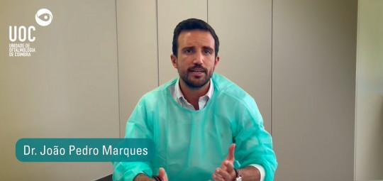 Dr. João Pedro Marques, oftalmologista